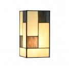 Lampenkap Tiffany Mondriaan small