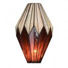 Lampenkap Tiffany Origami