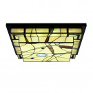 Plafondlamp Mission Style 50cm