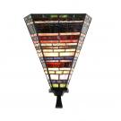 Wandlamp Art Deco Industrial