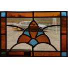 Glasinlood 012 | 34x24 cm raamhanger