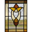 Glasinlood 025 | 23 x 38 cm raamhanger