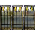 Glasinlood 006 | 36x75 cm Voorzetraam (per stuk)