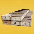 Loodprofiel kist 25kg H4 (weer leverbaar vanaf eind mei)