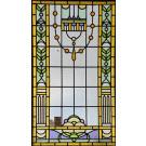 Glasinlood 019 | 52x93 cm voorzetraam oud