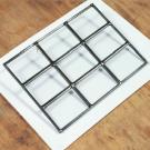 Oefenpakket glasinlood maken - float