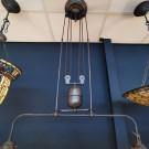 Hanglamp armatuur katrol
