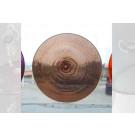 Rondels 130AM bruin 80mm