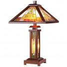 Tafellamp Woody2 38cm