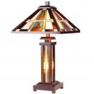 Tafellamp Woody1 38cm