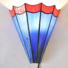 Wandlamp Foka | Daphne met rand