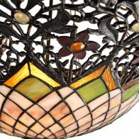 Plafondlamp groot Lotusbloem