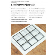 Instructieboek Glas-in-lood