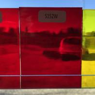 S152W-F (0,12m²) Rood