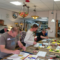 Workshop Glas-in-lood