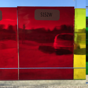 S152W-F (0,68m²) Rood