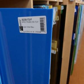 S230-72-F (0,12m²) Blauw