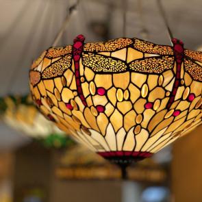 Plafondlamp 'mandje' Libelle Classic