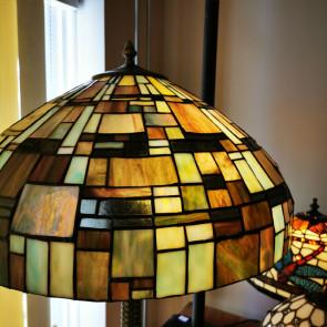Lampenkap Blok Ø 50cm