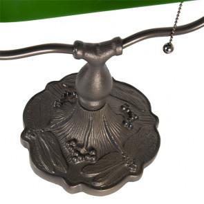 Bureaulamp Tiffany groen
