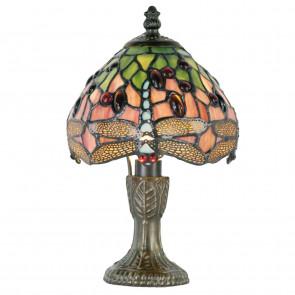 Tafellampje Libelle nature Ø 16cm