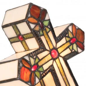 Decoratie 22x34cm kruis