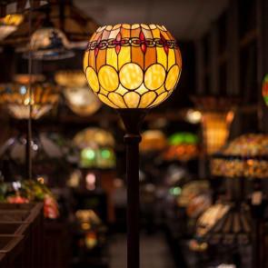 Vloerlamp uplight Bloem