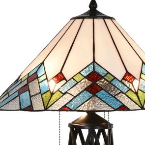 Tafellamp meerkleurig 50cm