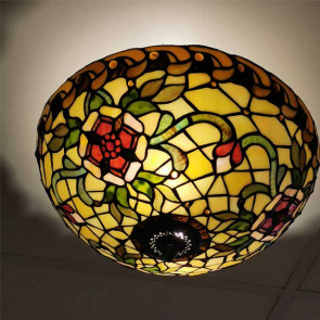 Plafondlamp Victorian Flower Ø 40cm