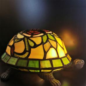 Decoratie 15x22cm schildpad