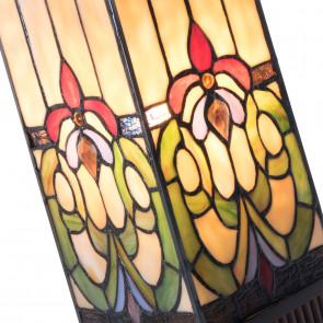 Windlicht Tiffany 17x17x44cm