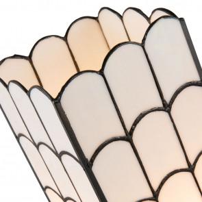 Windlicht compleet Tiffany H45cm