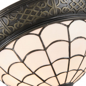 Plafondlamp Tiffany Ø 38cm