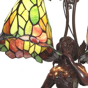 Tafellamp vrouw 50x28x84cm
