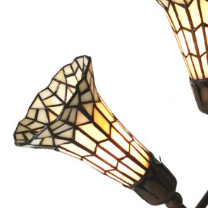 Bureaulamp kelk dubbel