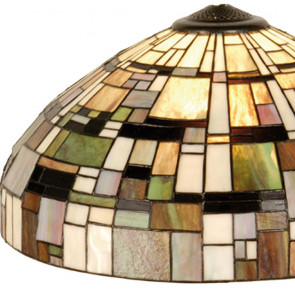 Plafondlamp 'mandje' Blok