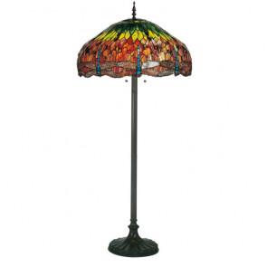 Vloerlamp Libelle Nature 60cm