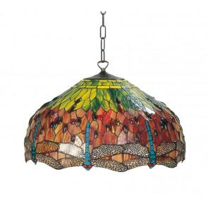 Hanglamp Libelle Nature 50cm
