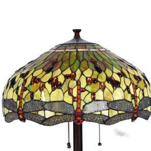 Vloerlamp Libelle Groen