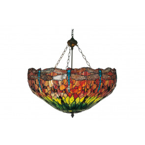 Plafondlamp 'mandje' Libelle Nature