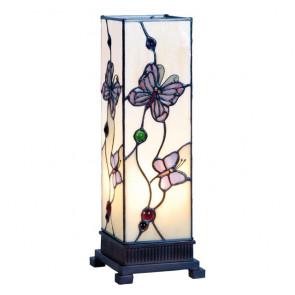 Windlicht Vlindertuin 35cm