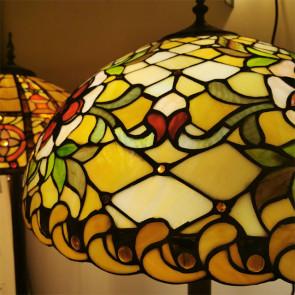 Lampenkap Victorian Flower Ø 50cm
