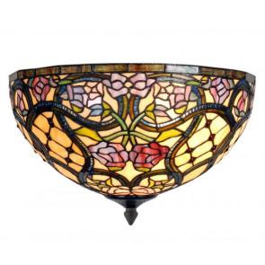 Plafondlamp Victorian Rose 50cm