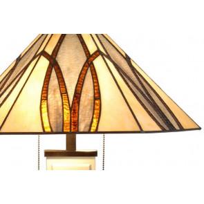 Tafellamp Round-Square 50cm