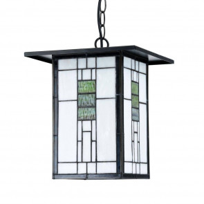 Hanglamp Frank Lloyd Wright green
