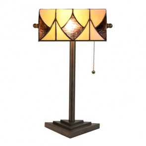 Banker Tafellamp Parabola