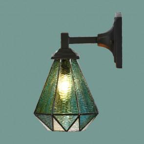 Wandlamp Arata Green