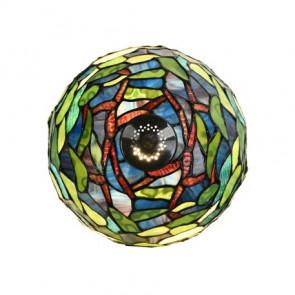 Verlengde plafondlamp Hortensia