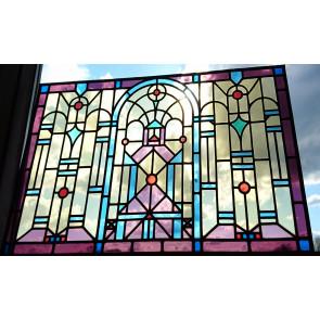 Glasinlood 105 | 83x53 cm Raam oud
