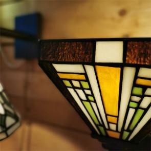 Wandlamp Rising sun